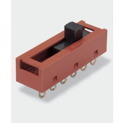 2000 Slide Switches - up to 5 positions