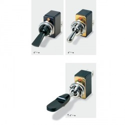 0600 Toggle Switches