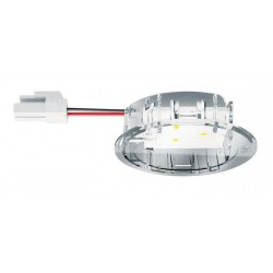 Round LED Luminaire 77.104.1001 for cooker hoods