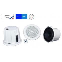 Haut parleur de plafond Ø 200x145mm RB-6501