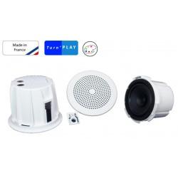 Haut parleurs de plafond Ø 200x145mm RB-6502