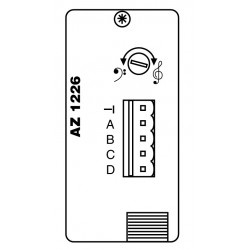 Carte AZ 1226
