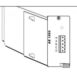 Carte AZ 1253