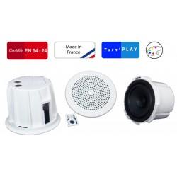 Haut parleur de plafond RB-6504-EN54