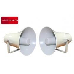 Chambres de compression VOICE 15T EN5424