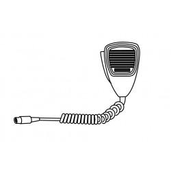 Microphone dynamique de proximité GM 742