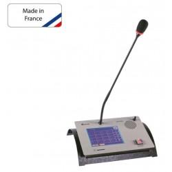 Pupitre microphone à écran tactile - Gamme GXT 4000