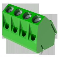 Connecteur PCB 5,00mm TBR-00-197
