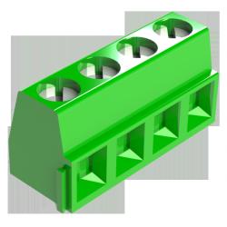 Connecteur PCB 5,00mm TBR-04-197