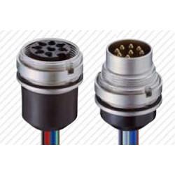 Connecteur circulaire 0305-1 U - 0315-1 U