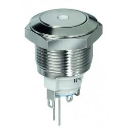 Poussoir de sécurité pour 250VAC - Ø16,19 ou 22mm - homologués EN 61058-1- AV for 250Vac Series