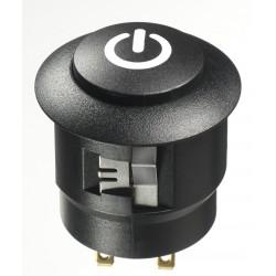 FP - Poussoir à bouton lumineux - canon Ø26mm - momentanés/à enclenchement