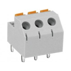 PCB Spring Type terminal Blocks - MX Series