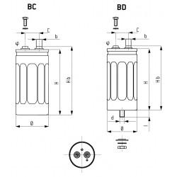 FELSIC 105 TFRS CO 45 BC - BD