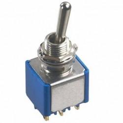 55000 - Interrupteurs miniatures à levier homologués VDE
