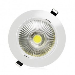 Spot LED Orientable avec Alimentation Electronique 12W 6000°K