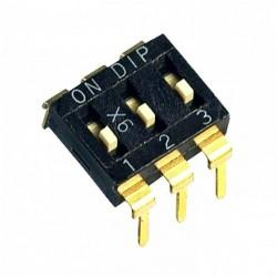 IKE - Interrupteurs DIP, CMS ou traversant
