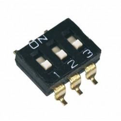 IKD - Interrupteur DIP, CMS ou traversant