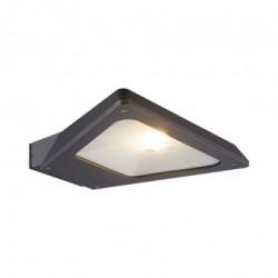 Applique Mural LED Triangulaire Gris Anthracite 10W