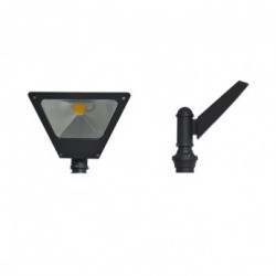 Lampadaire LED Gris Anthracite 10W