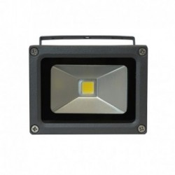 Projecteur Exterieur LED Gris 10W 4000°K