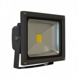 Projecteur Exterieur LED Gris 20W 4000°K
