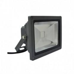 Projecteur Exterieur LED Gris 20W RGB