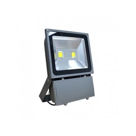 projecteur exterieur led gris 100w rgb sonectrad brn. Black Bedroom Furniture Sets. Home Design Ideas