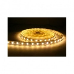 Bandeau LED 5 m 60 LED/m 24W IP65 2700°K