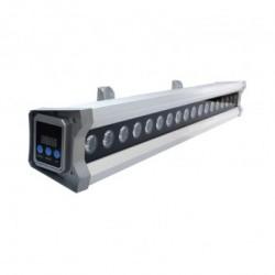 Wall Washer LED Controleur DMX Intégré 36W 3000°K