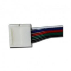 Câble Connecteur Rapide RGBW pour bandeaux LED 10mm