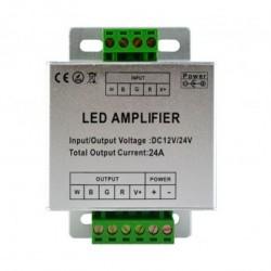 Amplificateur pour bandeaux LED RGB 1224V