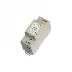 Alimentation Modulaire Rail DIN 230V AC / 24Vdc