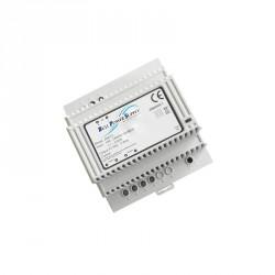 Alimentation Modulaire Rail DIN 230V AC / 12VDC 60W 5A