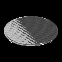 Couvercle diffuseur ø 76 mm