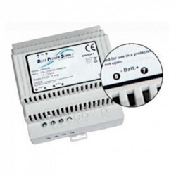 Alimentation chargeur modulaire 230V AC / 27,6VDC / 60W - 2A