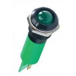 Voyant à LED Ø 12mm pour panneau