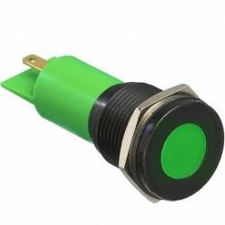 Voyant à LED Ø 16mm pour panneau
