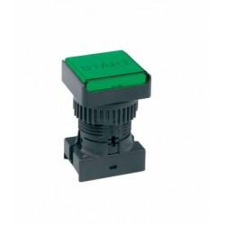 Voyant à montage affleurant Ø 22mm ou 29,5x21,5mm - A02