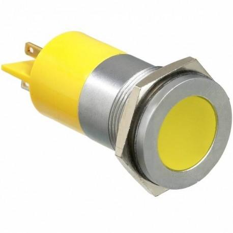 Voyant àLED LED Ø 22mm pour panneau - Q22