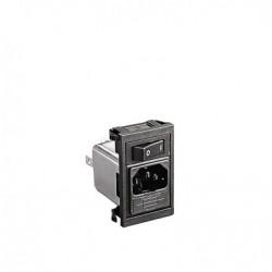 C14 Inlet Fuse - Standard Filter