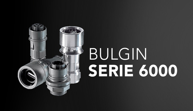 Série 6000 BULGIN