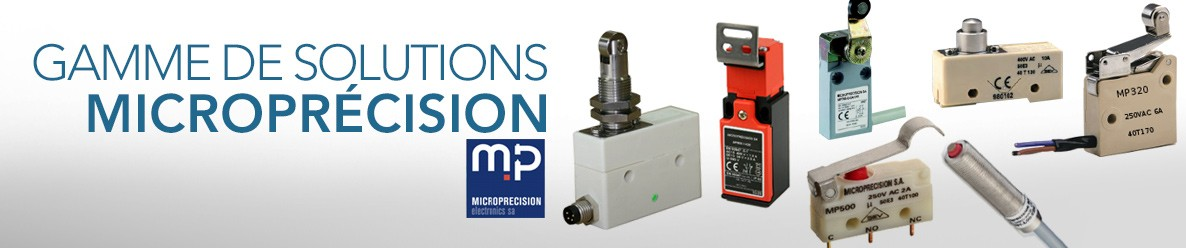 Gamme de solutions de Microprecision