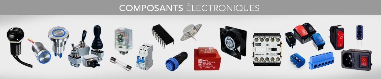 Nos composants actifs/passifs