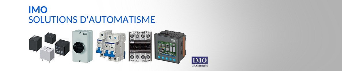 IMO solutions d'automatisme