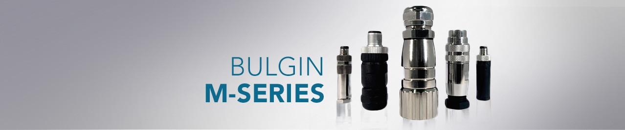 La gamme M Series de BULGIN disponible !