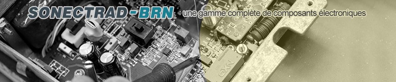 Sonectrad - toute une gamme de composants électroniques