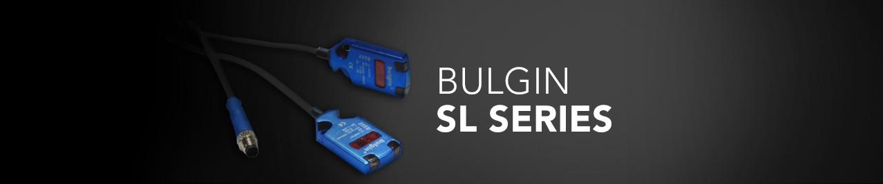 Gamme capteurs photoélectriques SL series BULGIN
