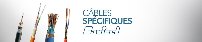 CAVICEL - Câbles spécifiques
