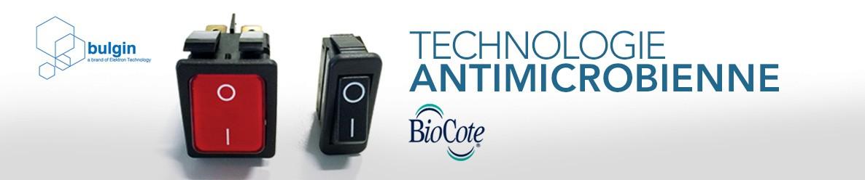 Technologie antimicrobienne BioCote